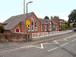 Image of a school nearby to Church Aston Parish Council